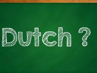 تعل اللغة الهولندية