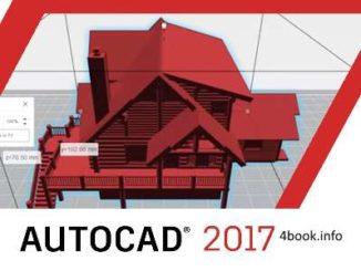 تحميل كتاب تعليم الاوتوكاد 2017