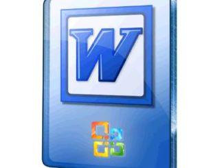 تعليم وورد 2007 بالصور