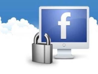 كيفية حماية الفيس بوك من القفل